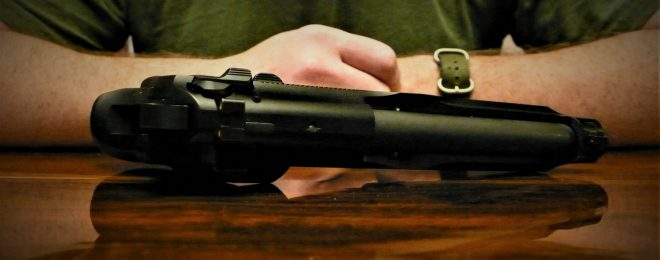Learn how to handle a firearm
