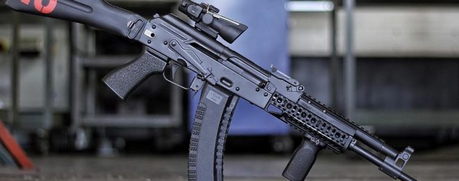 Meridian Defense Corporation Apocalypse AK Series DEATH (660)