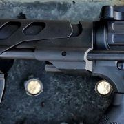 ODIN Works CQ-S Spring-Loaded Compact Stock (1)