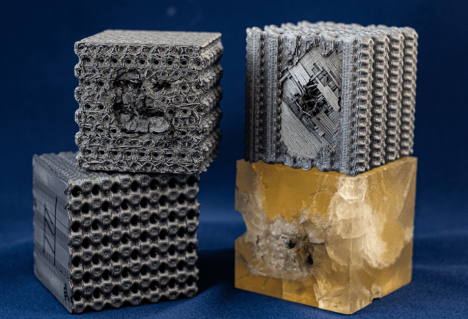 Rice University Develops 3D Printed Polymer Tubulane Structures That Can Stop Bullets (111)
