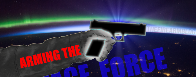 Arming the Space Force, Official Space Gun