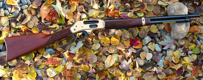 Henry Side Gate Lever Action Shotgun