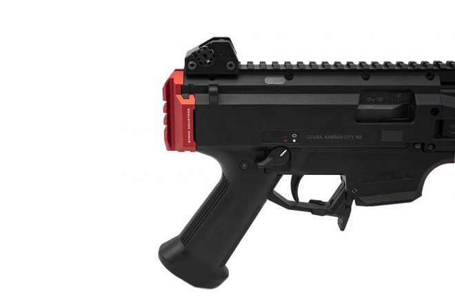 CZ Scorpion Stock Adapter From Strike Industries