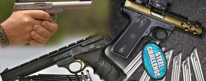 The Rimfire Report - Best Rimfire Target Pistol
