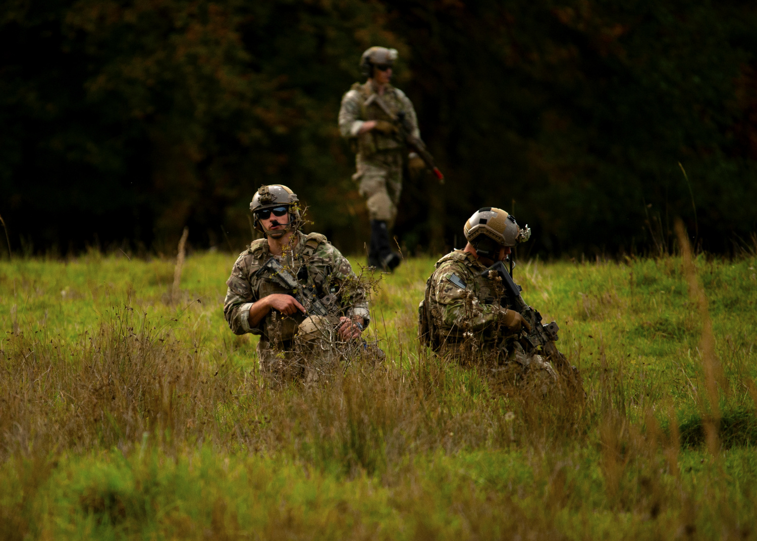 POTD: U.S. Special Forces in Germany