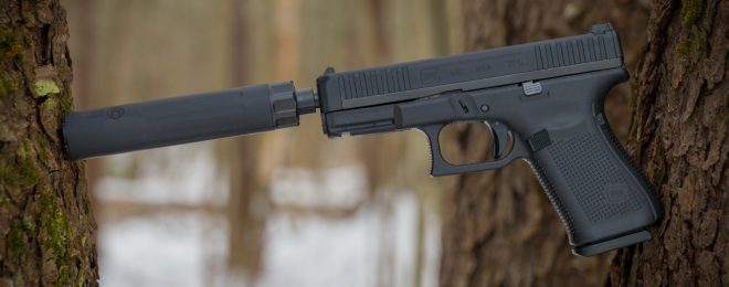 GLOCK 44 Suppressed