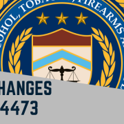 Proposed ATF 4473 Change Includes Three Gender Choices