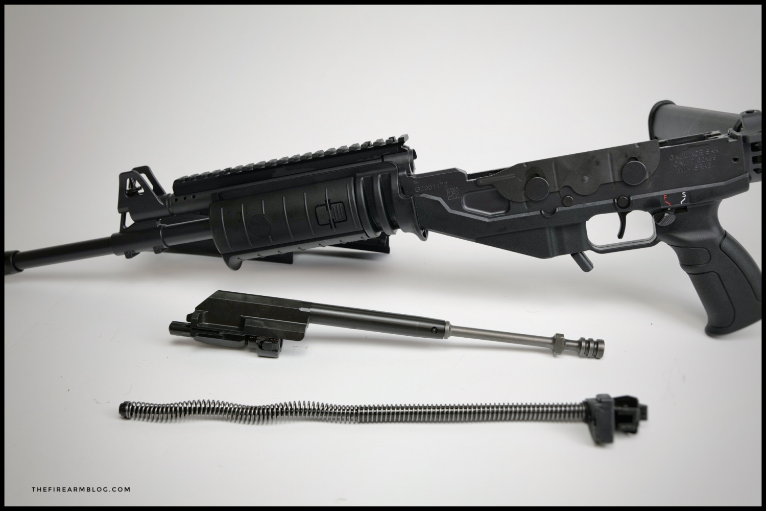 The Galil ACE Suppressed - KNS Style