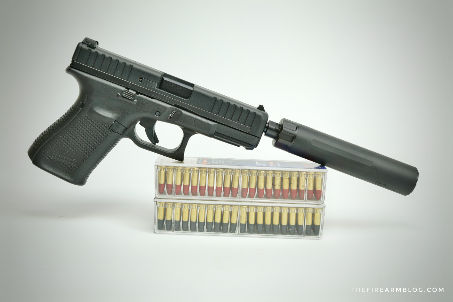 SILENCER SATURDAY #104: The GLOCK 44 Suppressed