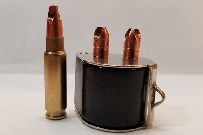Lehigh Defense Develops .22LR Ammo with Solid Bullets 1