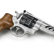 Ruger SUPER GP100 Custom Shop Competition Revolver Now Available in 9mm Luger (1)