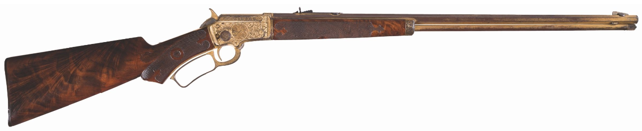 Top 5 Most Expensive Firearms Sold in December 2019 Rock Island Premier Firearms Auction - Annie Oakley (1)