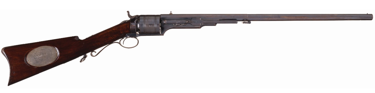 Top 5 Most Expensive Firearms Sold in December 2019 Rock Island Premier Firearms Auction - Colt Paterson Carbine (1)
