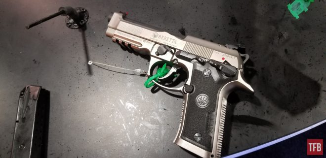 [SHOT 2020] Beretta 92X Performance