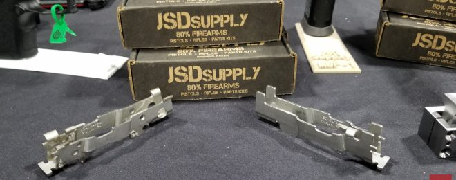 [SHOT 2020] JSD Supply 80% Sig P320 and P365