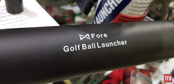 [SHOT 2020> X Products Fore Golf Ball Launcher