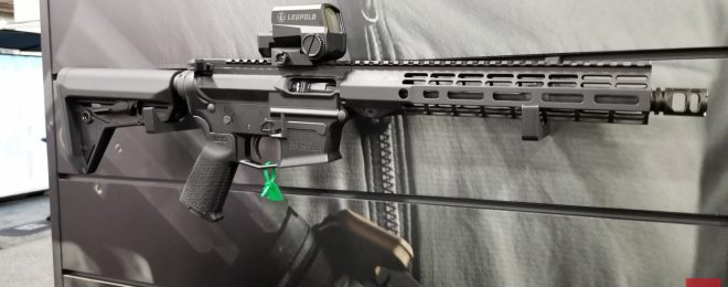 [SHOT 2020] Aero Precision Pistol Caliber Carbines