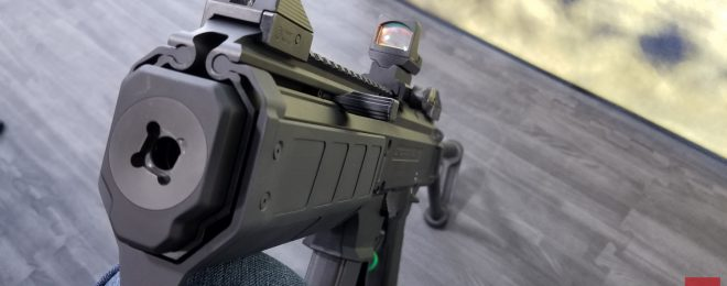 [SHOT 2020] Innovative Arms Integral CZ Scorpion
