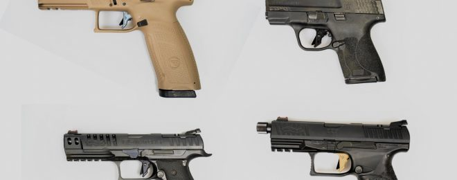 Precision Overwatch has TAC Trigger Kits coming soon for these four popular pistols.