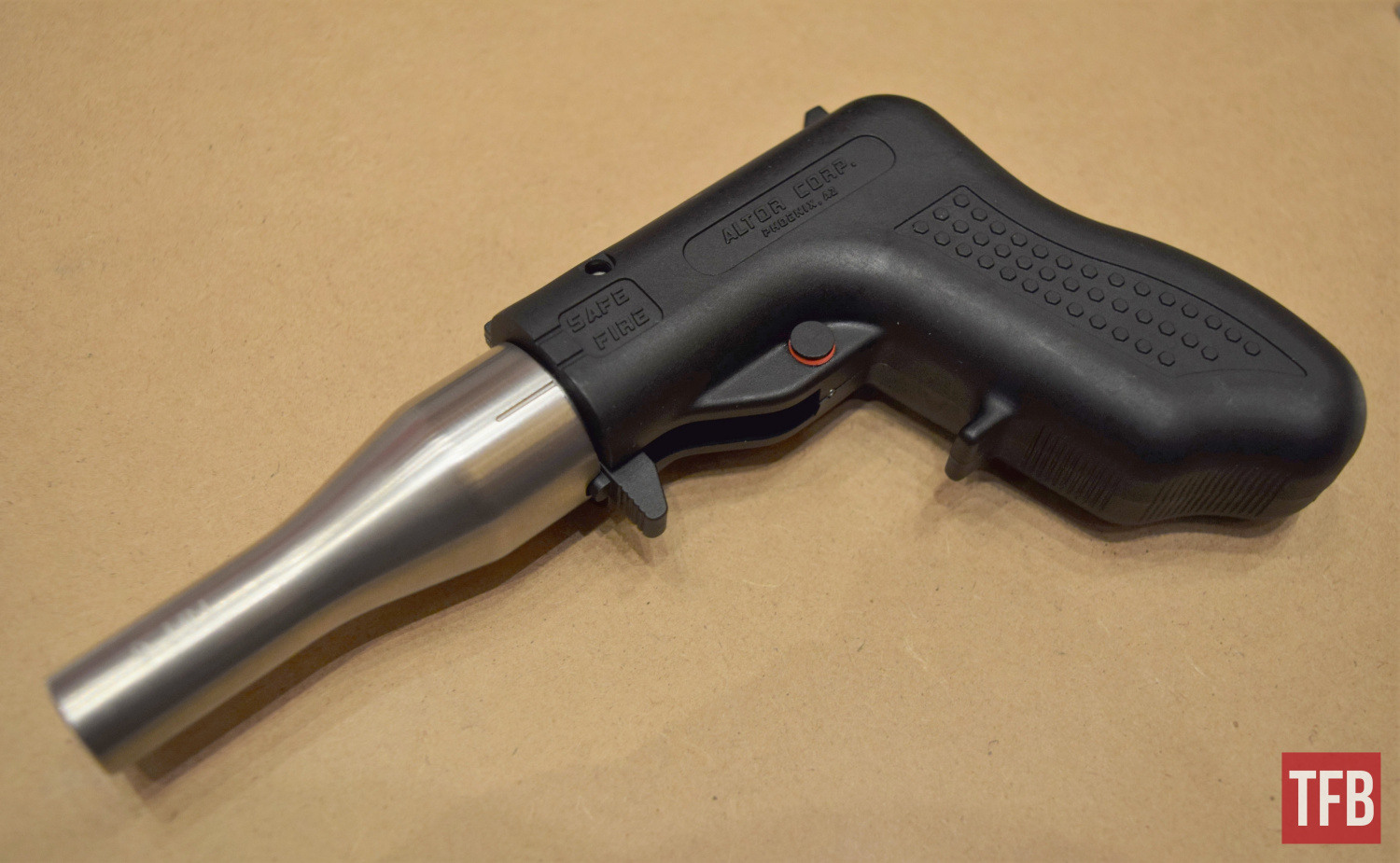 [SHOT 2020] SHOT Show's Simplest Pistol - from Altor Corp -