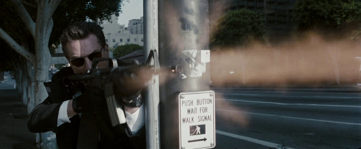 With Dead Air's Sandman-K, you won't have to deal with the same muzzle flash De Niro/McCauley did.