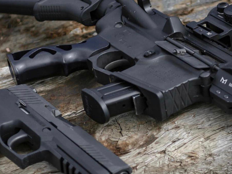 Matador Arms Mag-X AR-15 Magwell Adapter Now Takes GLOCK Mags (1)