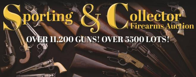 Rock Island Auction Company To Hold Largest Firearms Auction Ever