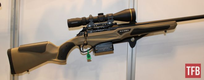 [SHOT 2020] Cadex Defence CDX Hunting Rifles, Tundra Strike Stock and Other New Products (1)