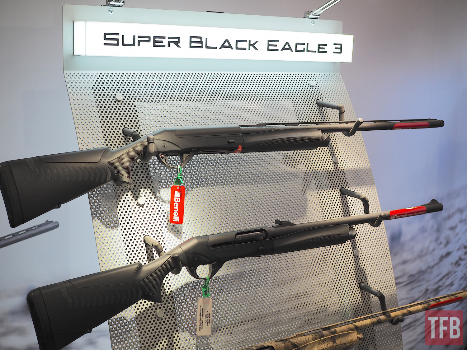 [SHOT 2020] Super Black Eagle 3