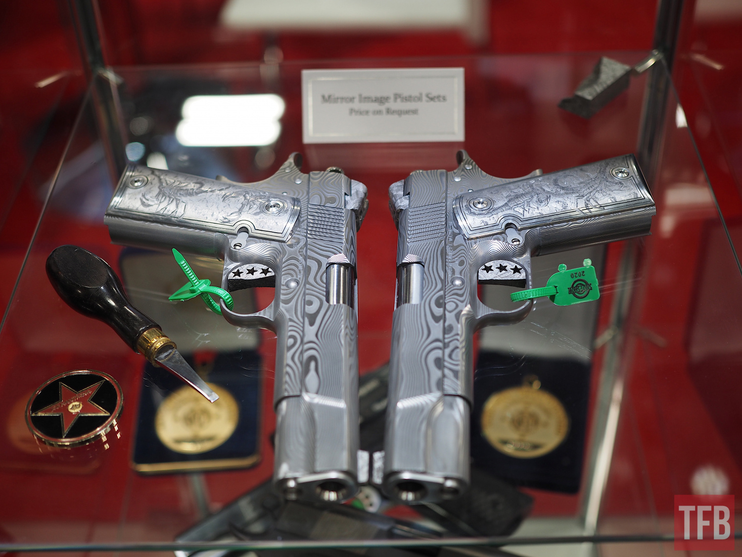 "[SHOT 2020] Cabot Guns ""Mirror Image"""