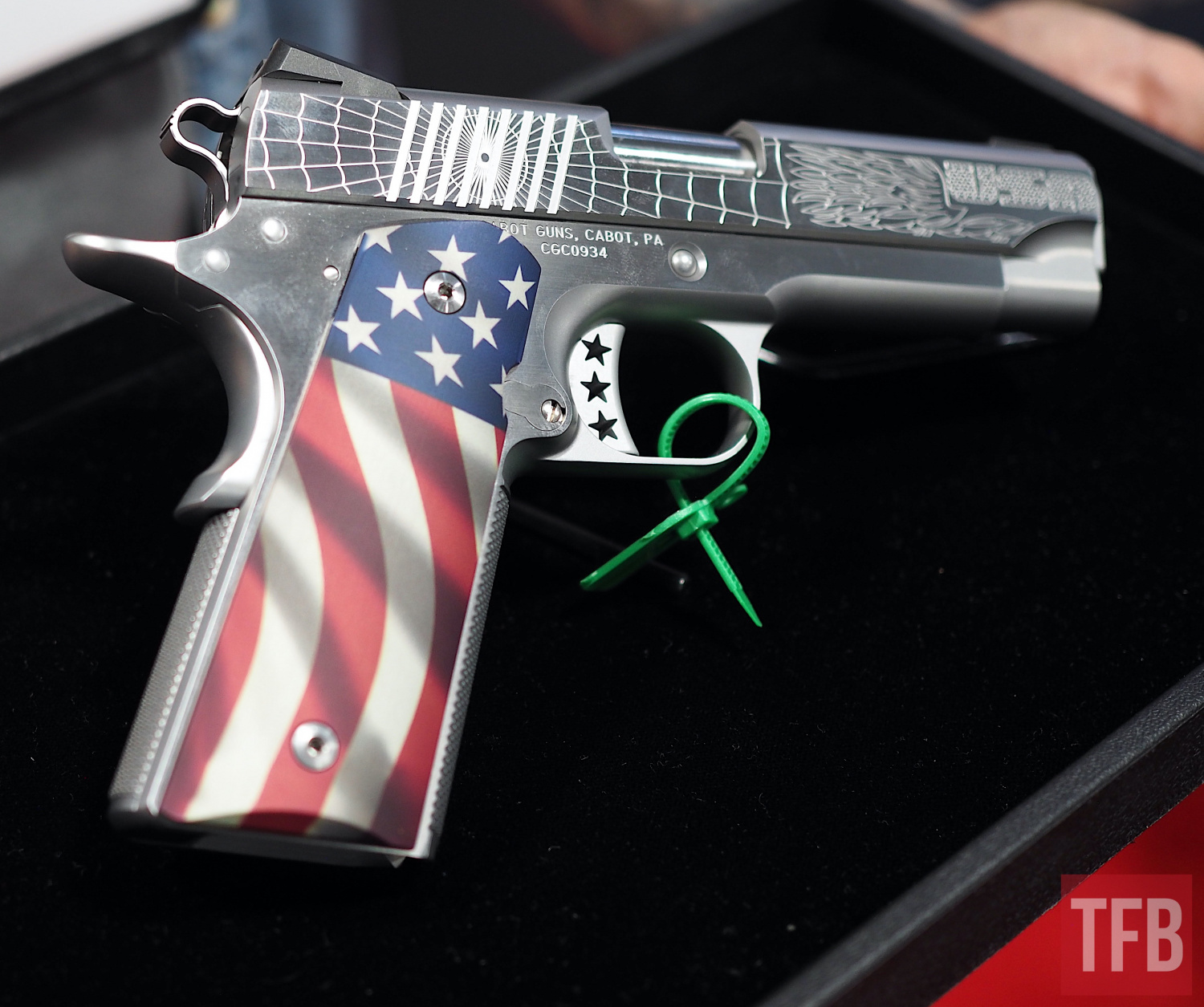 [SHOT 2020] Cabot Guns American Joe