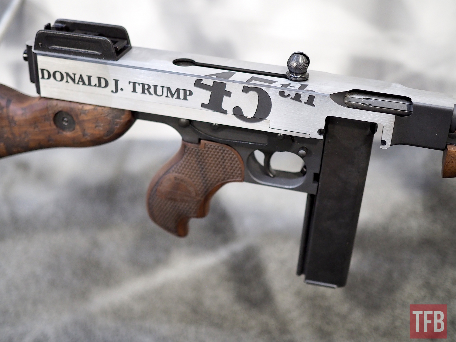 [SHOT 2020] Trump Thompson