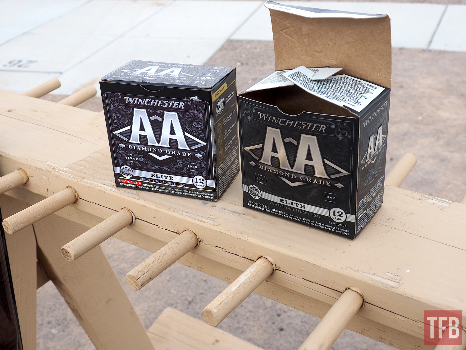 New AA Diamond Grade Shotshells with 8% antimony