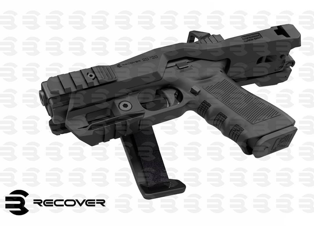recover tactical brace