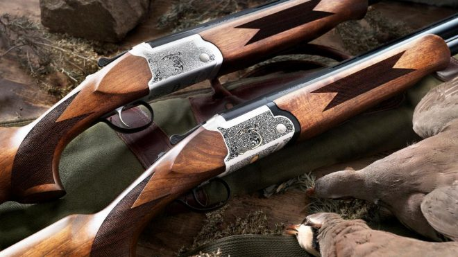 TriStar Arms Trinity Over/Under Shotguns