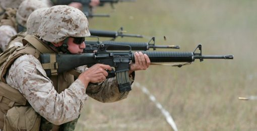 Marine Corps Marksmanship Qualification