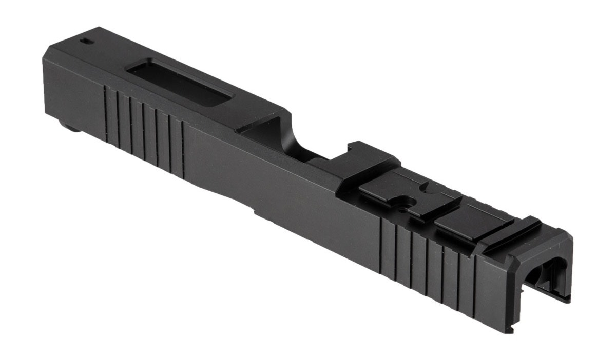Brownells Glock G19 and G17 Slides with Aimpoint ACRO Cut (2)