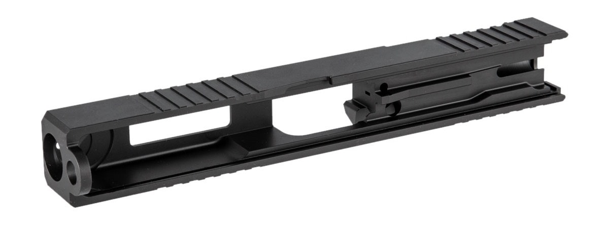 Brownells Glock G19 and G17 Slides with Aimpoint ACRO Cut (3)