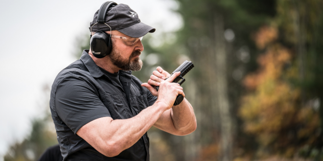Nevada Highway Patrol Moves to the Sig Sauer P320