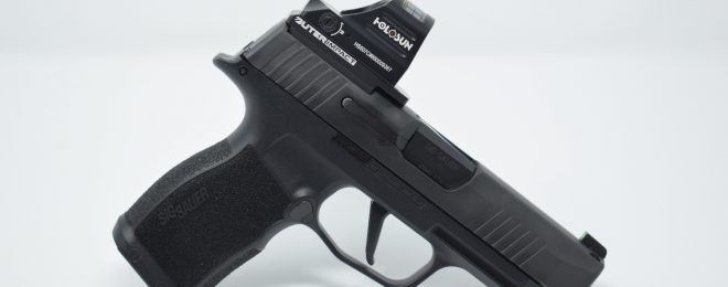 The New OuterImpact P365XL Modular Red Dot Adapter