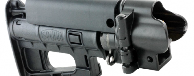 Drop-in Folding Stock Assembly for HK MP5/HK33/HK53 and Clones