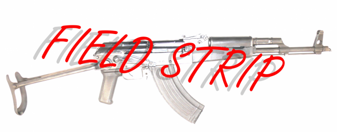 TFB Field Strip AK rifles
