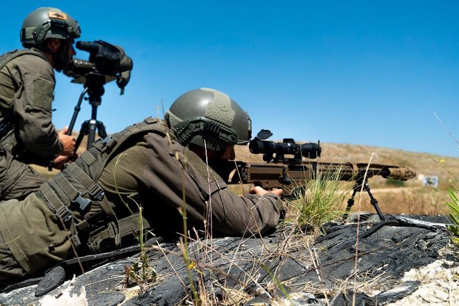 Leupold Mark 5HD Selected by Army Precision Sniper Rifle Program