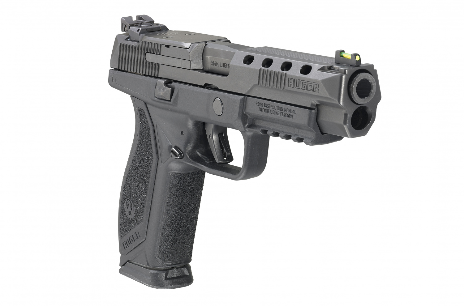 New Ruger American Compeion Pistol