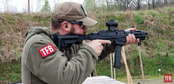 TFB Review: The Ruger PC Charger - Compact Takedown Pistol