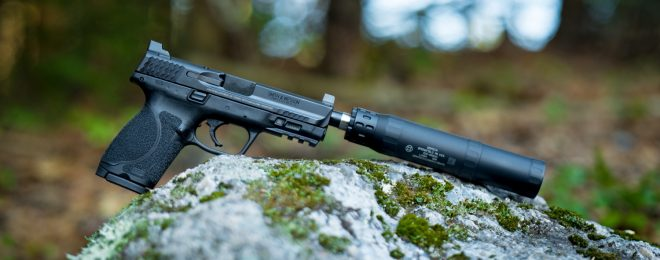 SILENCER SATURDAY #119: Modularity With The Gemtech Lunar 9mm