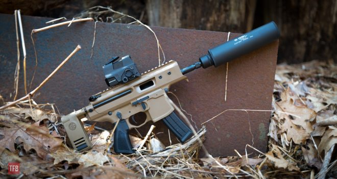 SILENCER SATURDAY #116: Ugly Duckling - The SIG Copperhead Suppressed
