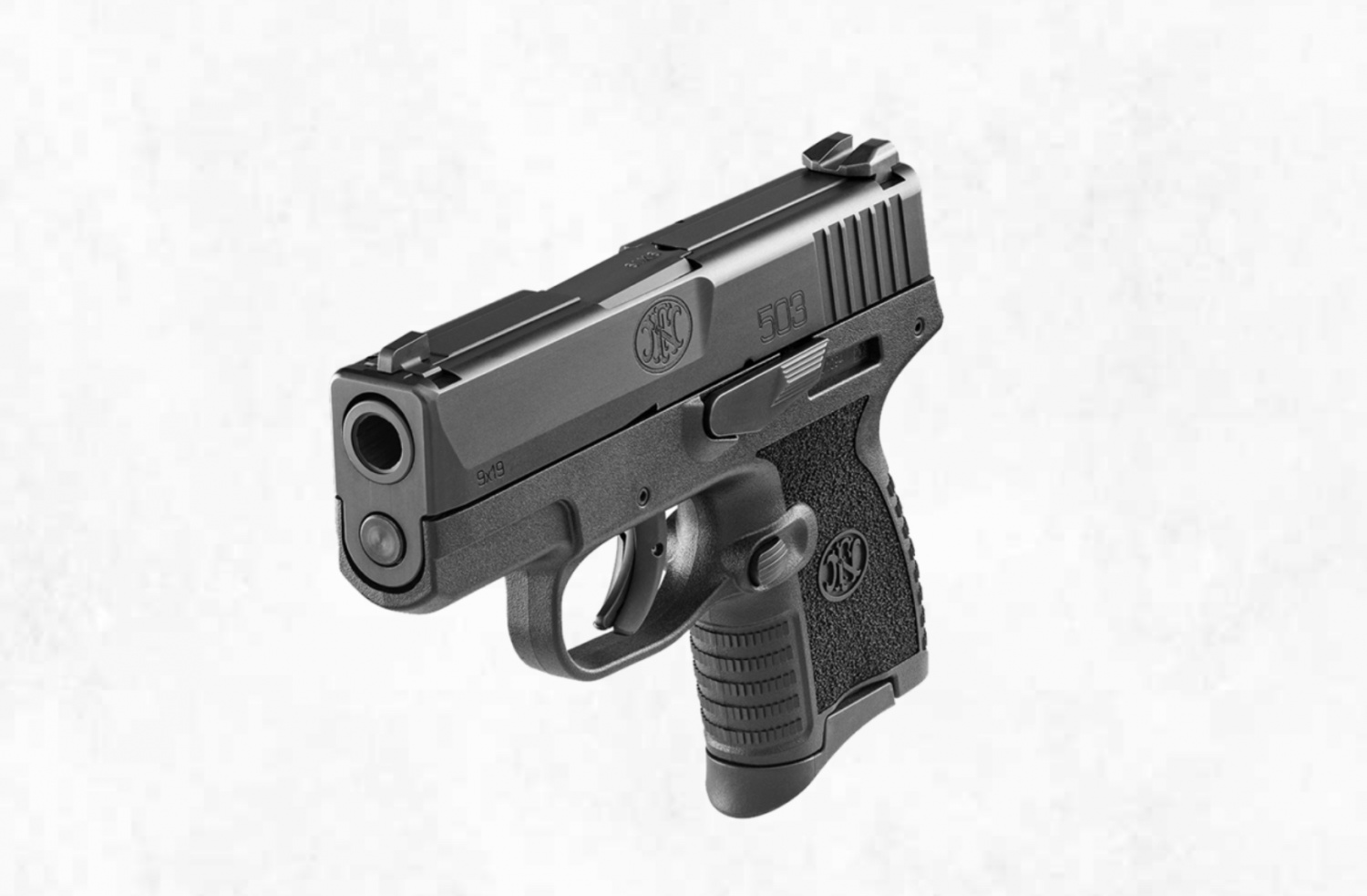 NEW RELEASE: The FN 503 Slim Pistol - Just in Time For Beach Season