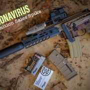 What Round For Coronavirus? Ammunition Sales Spike As Americans Hunker Down