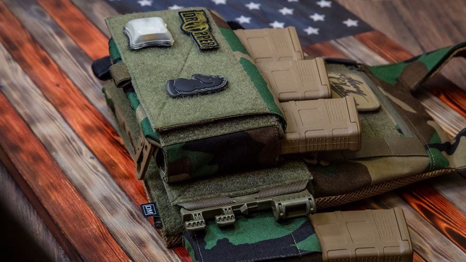Defense Mechanisms A New Player In Tactical Nylon The Firearm Blog